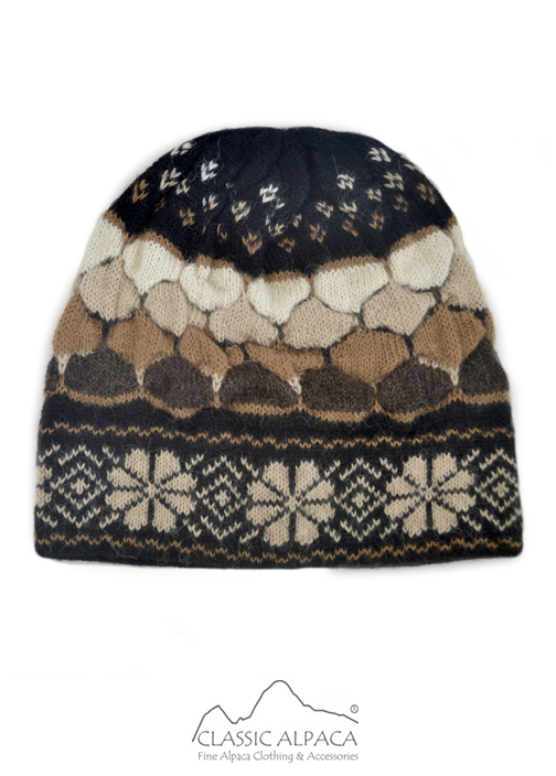 Wholesale Hats  Natura Alpaca Knit Hat - Fleece Lining da660d0ffaa