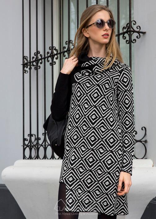 e0e2bbf3bda Wholesale Sweaters  Fergie Alpaca Sweater Dress