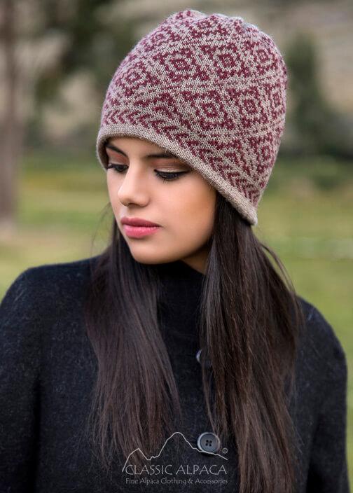 a29f4569d1d Wholesale Hats  Reversible Letcia Alpaca Hat