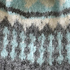 Colette Brushed Alpaca Hat in Charcoal-Comb1