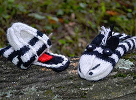 CHILDREN MITTENS